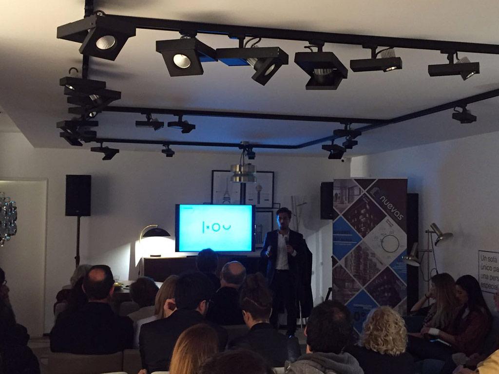 Presentación de proyectos en BoConcept