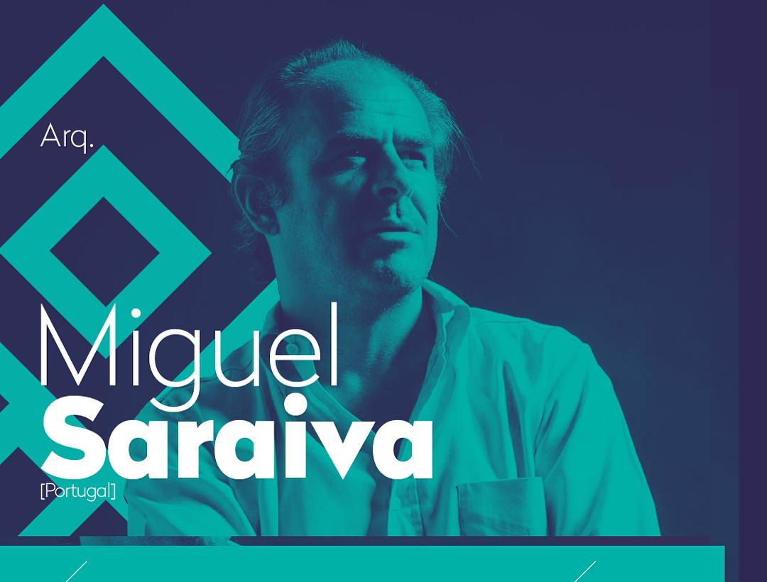 Miguel Saraiva –Desayuno de presentación Alma Et