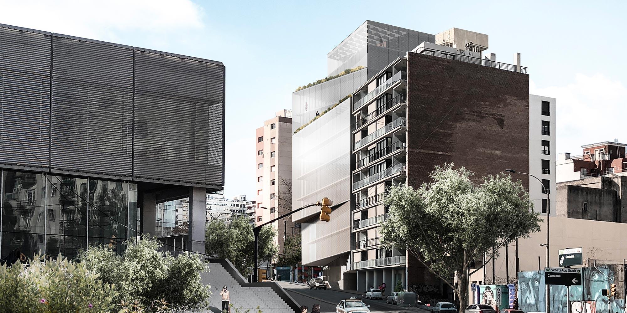 IXOU –Vision & Dev. Real Estate Montevideo Uruguay — Alma Et by Saraiva & Monoblock
