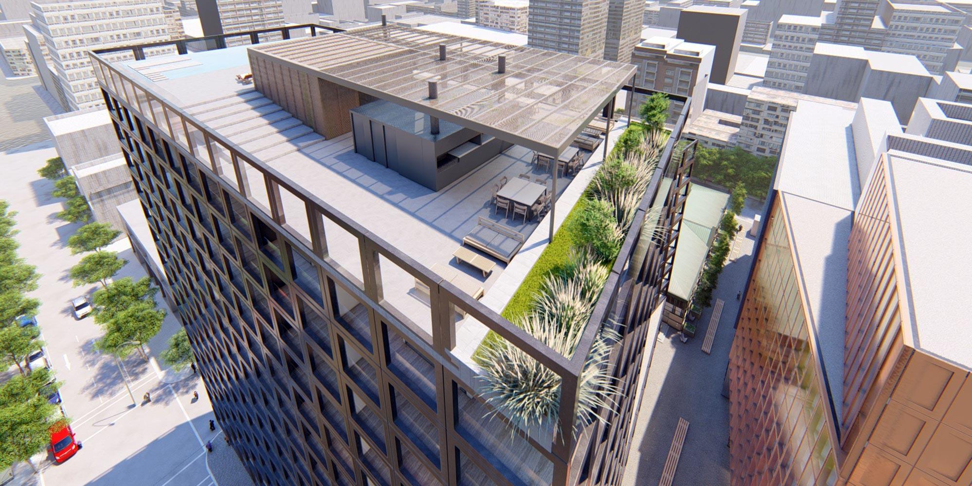Brusco, el desarrollo inmobiliario de más de US$ 50 millones que cambiará cómo vivir el Centro