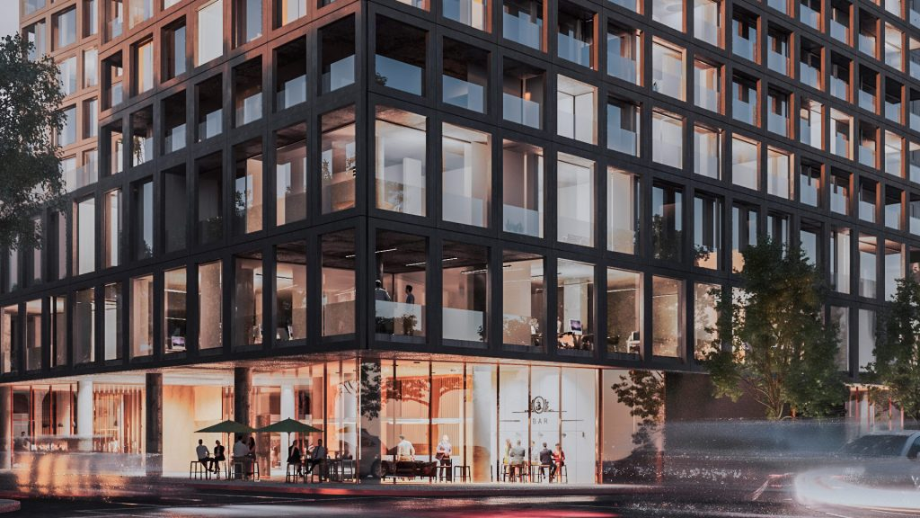 IXOU –Vision & Dev. Real Estate Montevideo Uruguay — Brusco by Klotz Minond